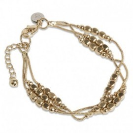 Rosalinda Bracelet in Gold