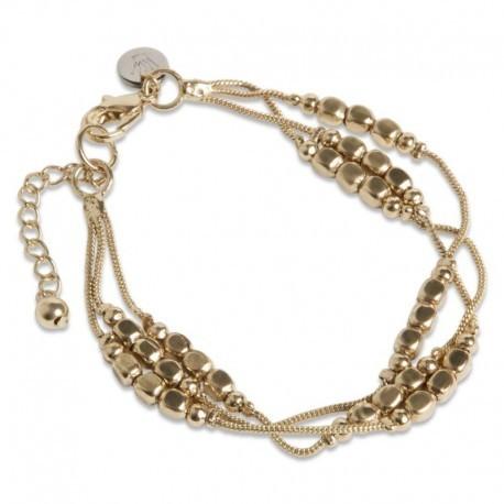 Rosalinda Bracelet in Gold