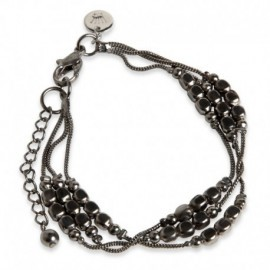 Rosalinda Bracelet in Anthracite