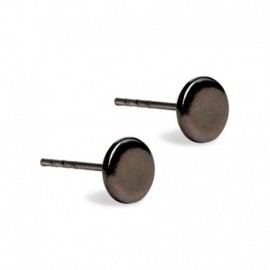 Ginning Earring in Anthracite