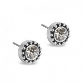 Bluma Earring in Silver