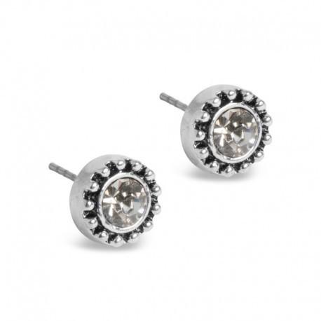 Bluma Earring in Silver