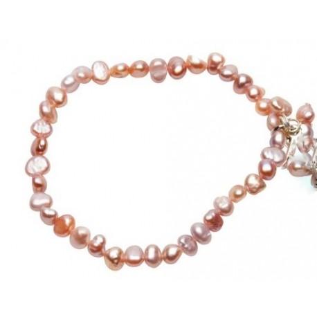 Lilian Bracelet in Pale Pink