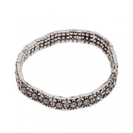 Dakota Bracelet in Silver