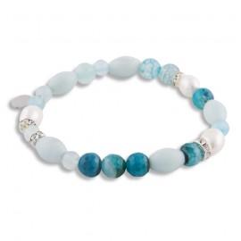Cadence Bracelet in Blue