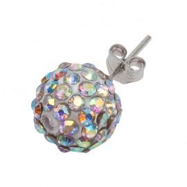 Lisa Earring in Silver
