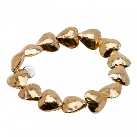 Ami Bracelet in Gold