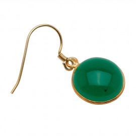 Monica Earring in Green