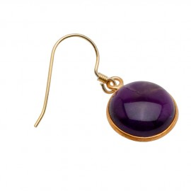 Monica Earring in Purple