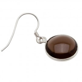 Monica Earring in Brown