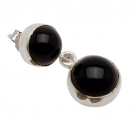 Peggy Earring in Black
