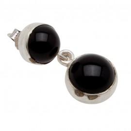 Peggy Earring in Black