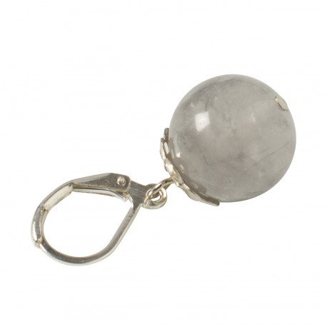 Kathleen Earring in Grey