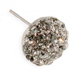 Sofia Earring in Silver