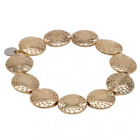Norma Bracelet in Gold