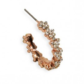 Beata Earring in Rose-Gold