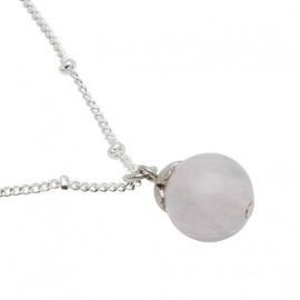 Filomena Necklace in Pink