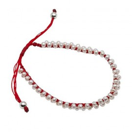 Sam Bracelet in Red