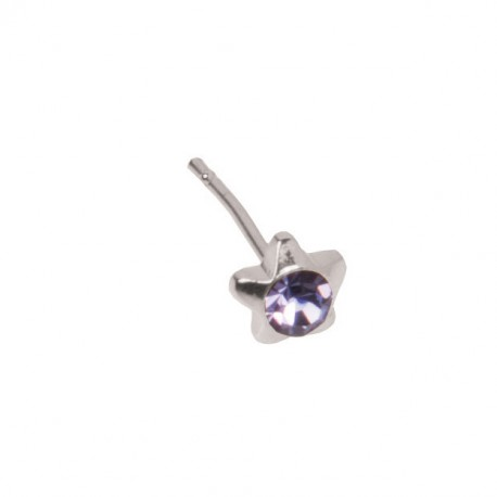 Madelyn Earring in Purple