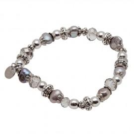 Astrid Bracelet in Grey