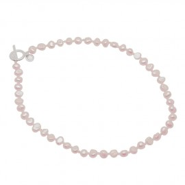 Ingrid Pearls in Pink