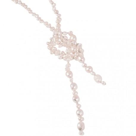 Cassandra Pearls in Pink